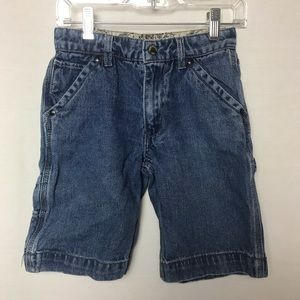 Levi's Denim Carpenter Jean Shorts size 7